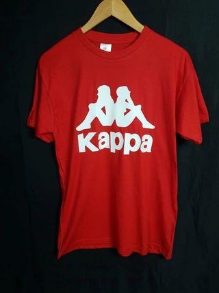 Camiseta Kappa Roja
