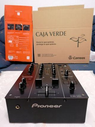 !!! OFERTON !!! MESA MEZCLAS PIONEER DJM 350