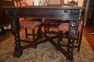mesa de salones tensile castellana