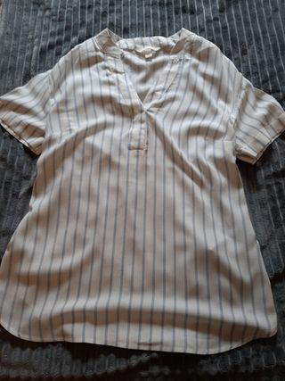 camisa premama XS H&M