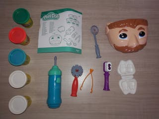 Play-Doh- Dentista Bromista