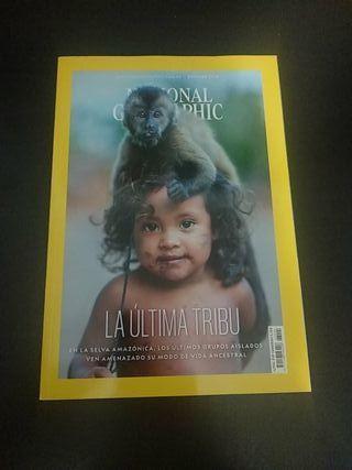 La última tribu (Revista National Geographic)