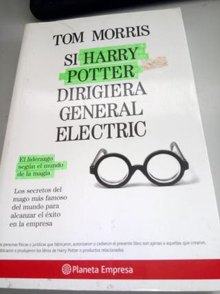 Si Harry potter dirig.General Electric