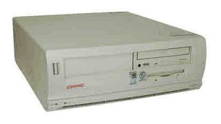 Ordenador HP Compaq EX