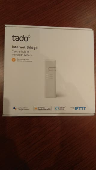 TADO INTERNET BRIDGE
