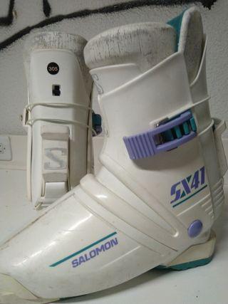 Botas de Snowboard Ski SALOMON