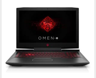 PORTATIL GAMER HP OMEN-17