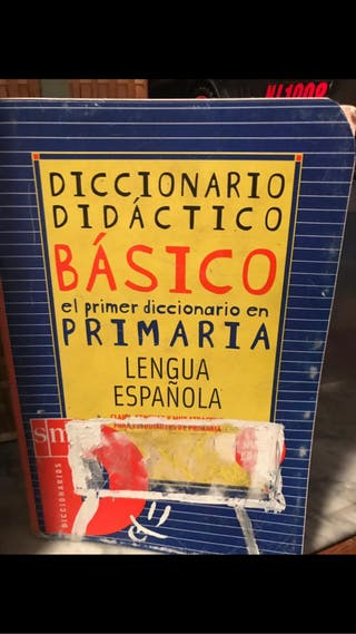 DICCIONARIO COLEGIO ESO PRIMARIA BACHILLERATO EPO