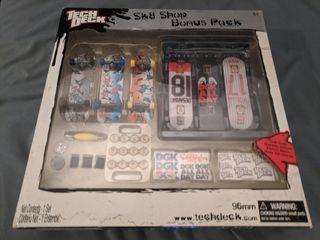 TECH DECK FINGER BOARD SKATE VINTAGE PRECINTADO