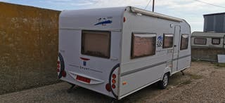 Caravana Knaus Sport 500 uk/qdk