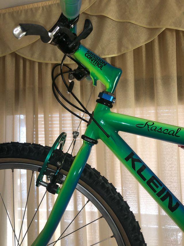 Bici klein rascal 93 talla s/m 19 klein