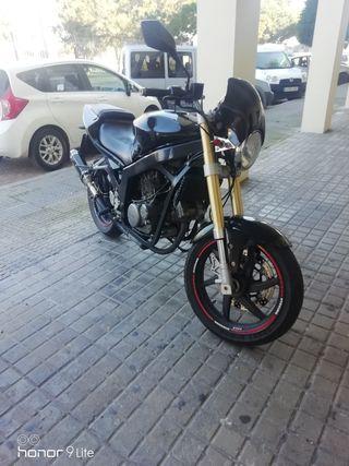 hyosung GT 250cc comet