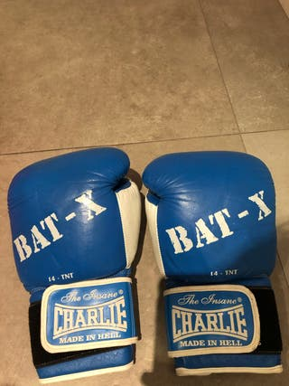 Guantes Boxeo Charlie 14