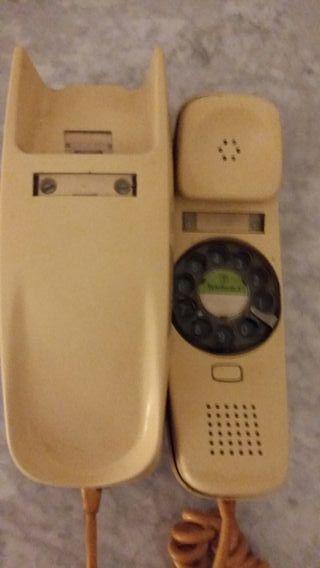Telefono góndola pared Telefónica