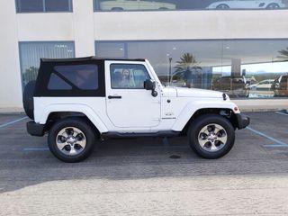 Techo de lona jeep