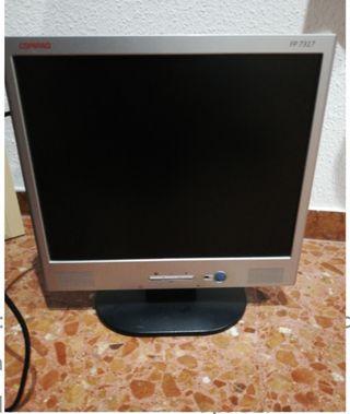 Monitor pc Compaq