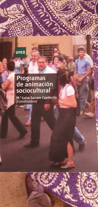 libro educacion social uned