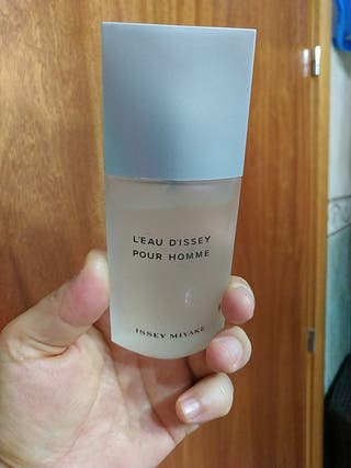colonia hombre Issey Miyake 40ml