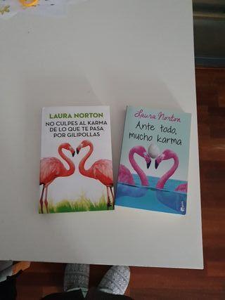 Libros Laura Norton