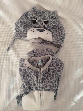 disfraz-pijama gato