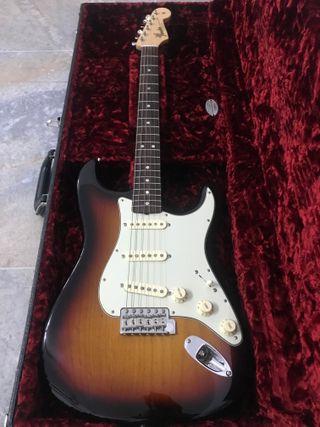 Fender Stratocaster American Original 60s NUEVA