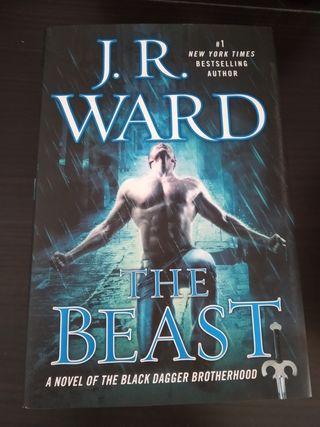 Libro The beast de J.R. Ward en inglés