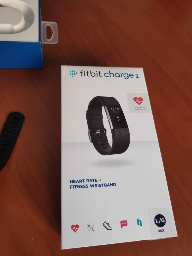 Pulsera de actividad Fitbit Charge 2
