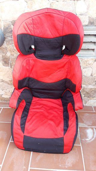 Silla coche grupo II + III