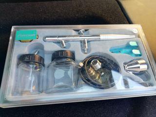 pistola y aerografo