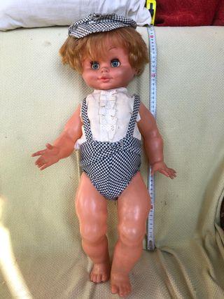 Muñeco años 60