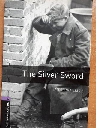 libro en inglés The Silver Sword.