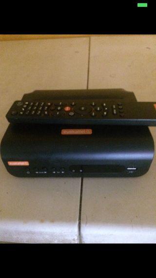 Descodificador HD Euskatel HD