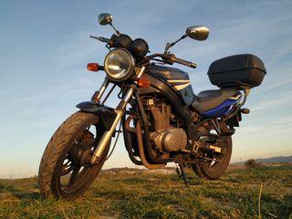 Moto GS 500 Limitada A2 2005 SUZUKI GS500 F
