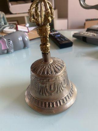 Campana de bronce Zen