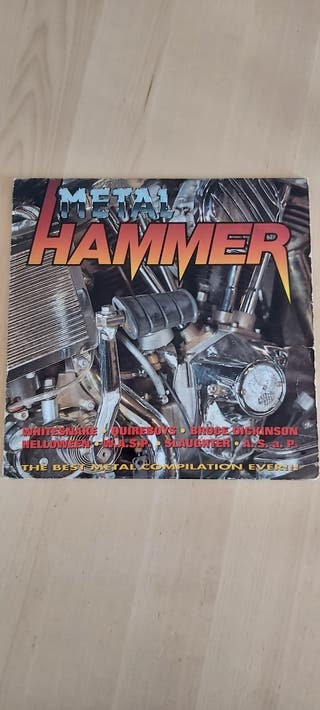 Vinilo Metal Hammer