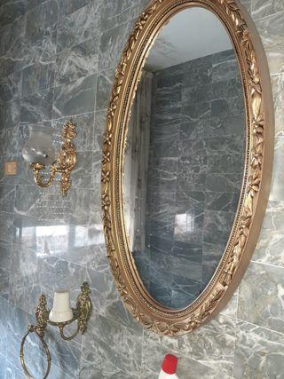 apliques de baño antiguos