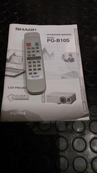 Mando Proyector SHARP PG-B10S