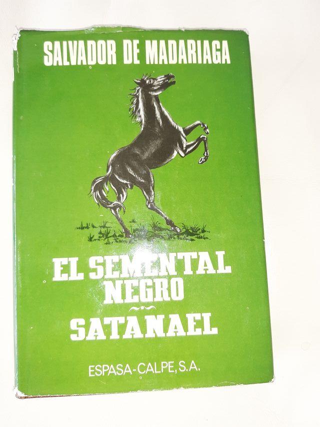 EL SEMENTAL NEGRO SATANAL