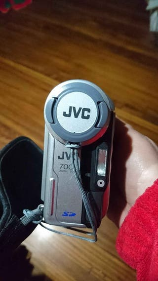 Cámara de video Digital JVC