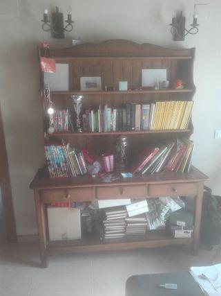 Libreria, mueble de salon