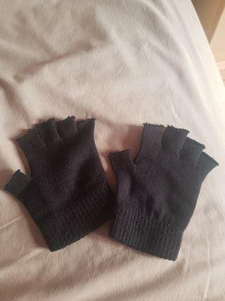 Guantes sin dedos