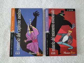 Libros El Misterio del Capirote Asesino y ...