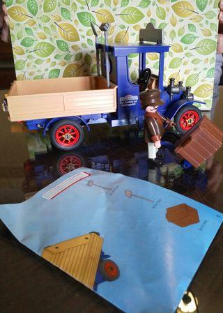 Playmobil camión victoriano 4083 completo