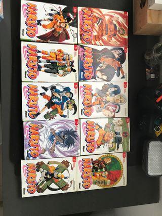 Naruto Mangas