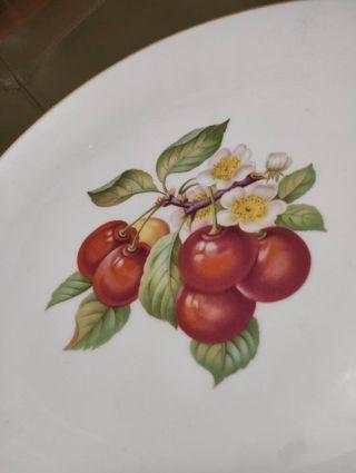 Plato porcelana Hutschenreuther vintage
