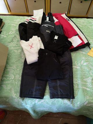 ropa esquí 5 años