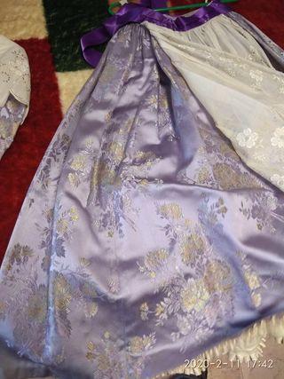 Vestido de Fallera mujer