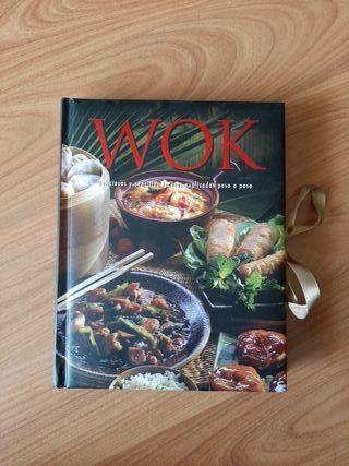 WOK Una base tradicional de la cocina oriental
