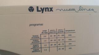 Secadora LYNX 5-Kilos