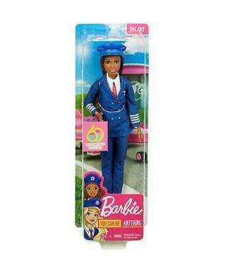 Muñeca Barbie 60th aniversario-piloto